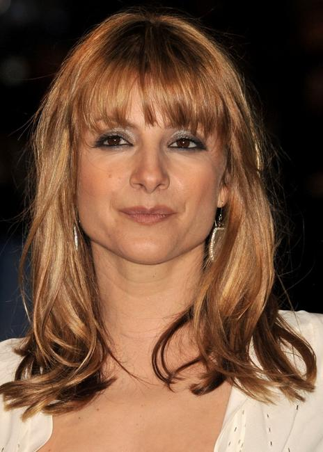 Najwa Nimri at the 22nd Goya Cinema Awards.