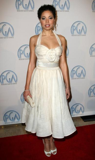 Jurnee Smollett at the 19th Annual Producers Guild Awards.