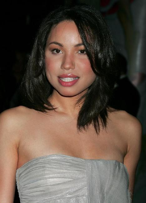 Jurnee Smollett at the Los Angeles screening of