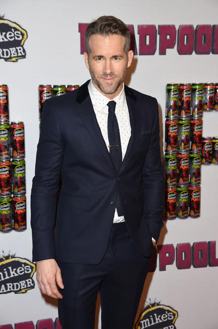 Check out the cast of the New York premiere of 'Deadpool'