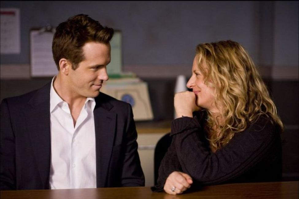 Ryan Reynolds and Anne Fletcher in