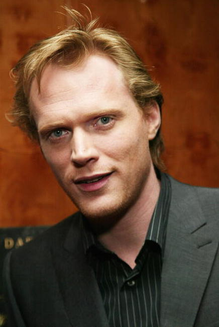 Paul Bettany at the premiere of