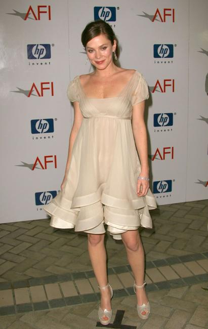 Anna Friel at the 8th Annual AFI Awards.