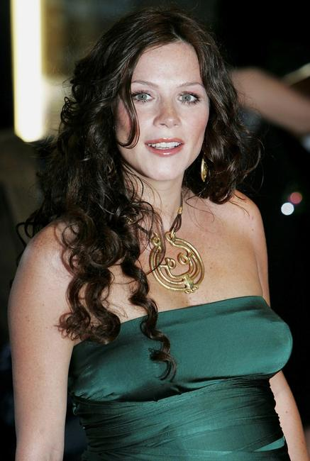 Anna Friel at the premiere of