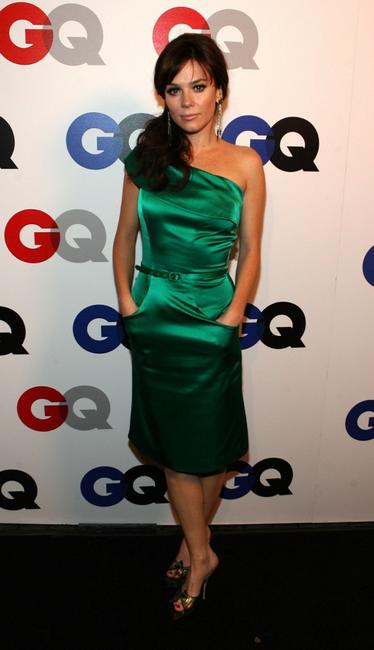Anna Friel at the GQ 2007 Men Of The Year celebration.