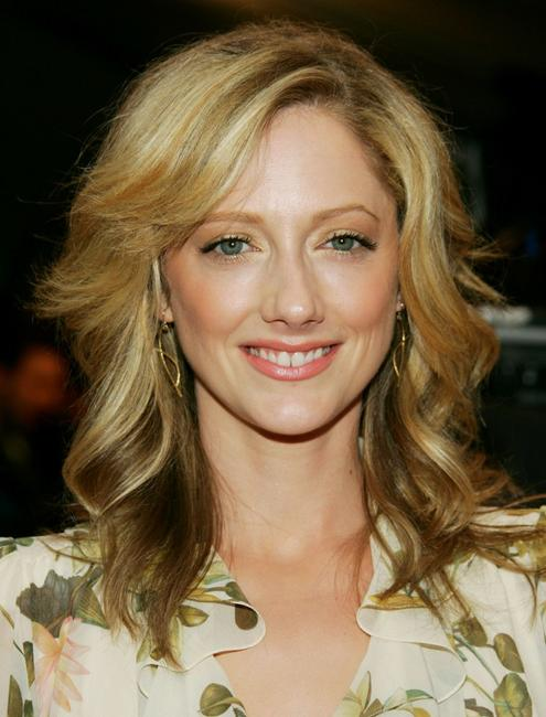 Judy Greer at the gala premiere of