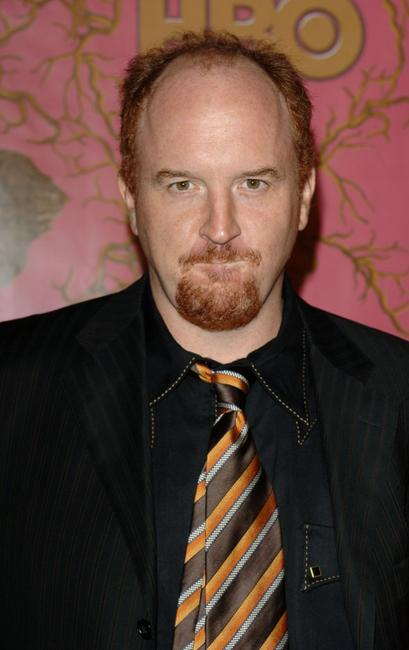Louis C.K. at the HBO Post Emmy Party.