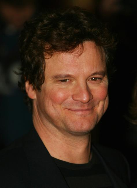Colin Firth at the world premiere of