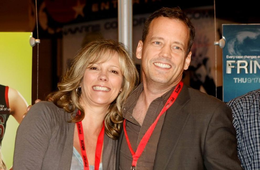 Wendy Schaal and Dee Bradley Baker at the