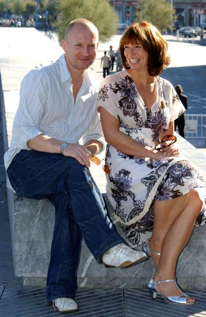Ulrich Thomsen and Susanne Bier at the photocall of