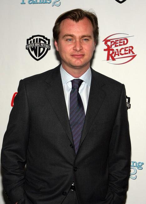 Christopher Nolan at the