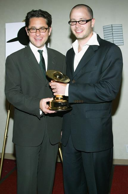 J.J. Abrams and Damon Lindelof at the 31st Annual Saturn Awards.