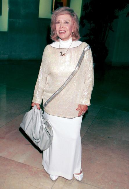 June Foray at the 28th Annual Vision Awards.
