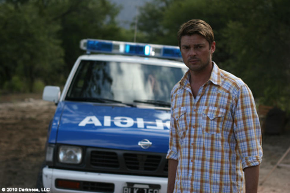 Karl Urban as Michael in `` And Soon the Darkness.''