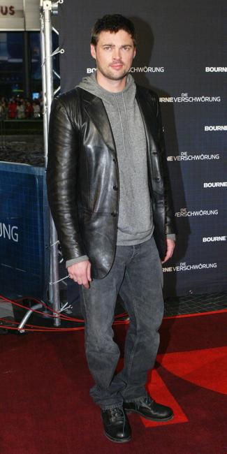 Karl Urban at the German premiere of