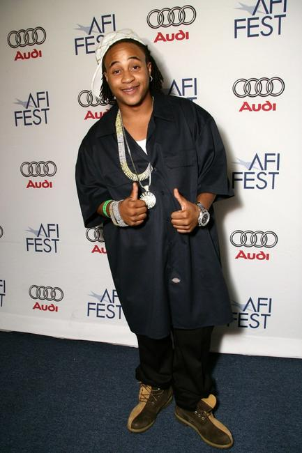 Orlando Brown at the World premiere of