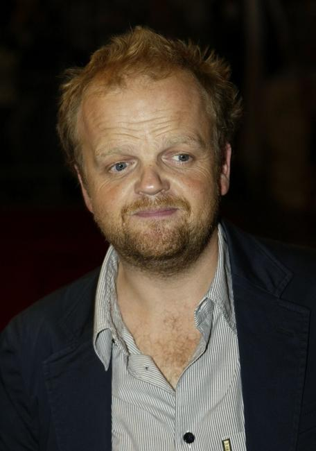 Toby Jones at the TIFF gala screening of