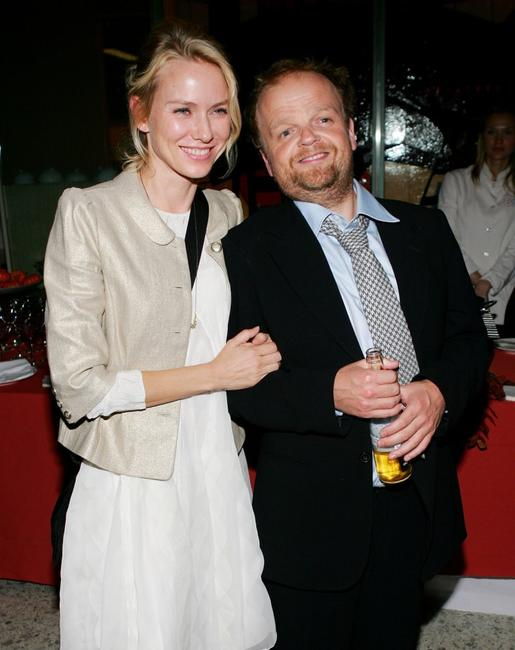 Naomi Watts and Toby Jones at the premiere of