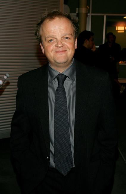 Toby Jones at the Los Angeles premiere of