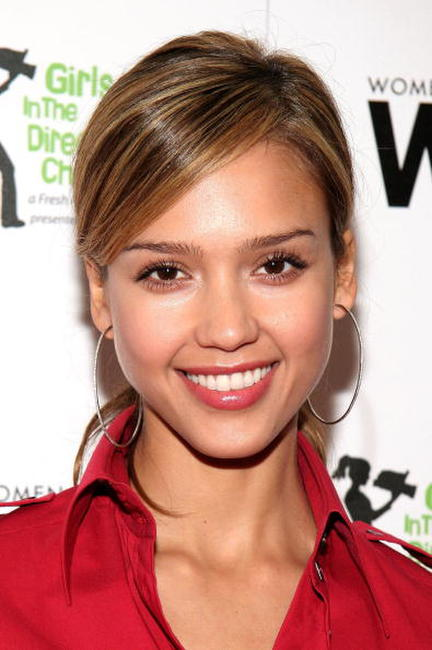 Jessica Alba at the Women in Films
