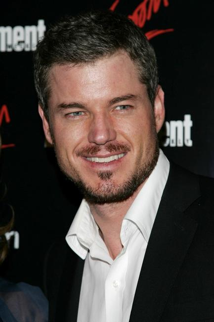 Eric Dane at the Upfront party.