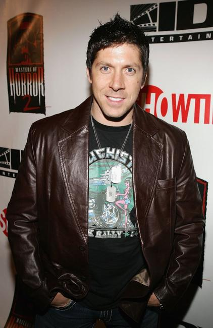 Ray Park at the launch party of