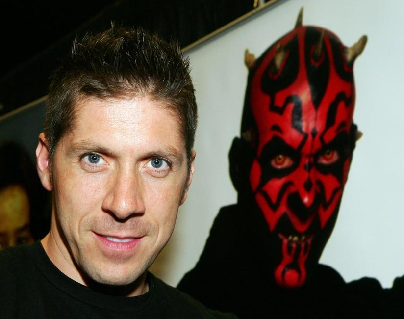 Ray Park at the Fifth Annual Official Star Trek Convention.