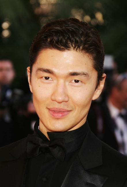 Rick Yune at the premiere of