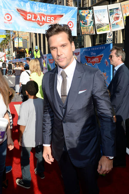 Dane Cook at the World premiere of