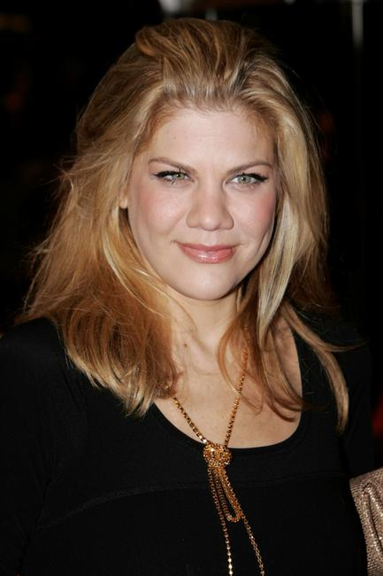 Kristen Johnston at the world premiere of