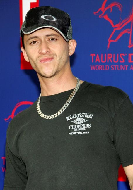 Clifton Collins, Jr. at the 5th Annual Taurus World Stunt Awards.
