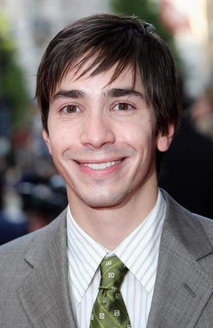 Justin Long at the London premiere of