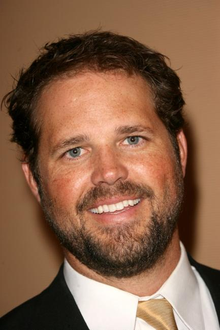 David Denman at the cocktail reception for the 2006 Summer TCA Awards.
