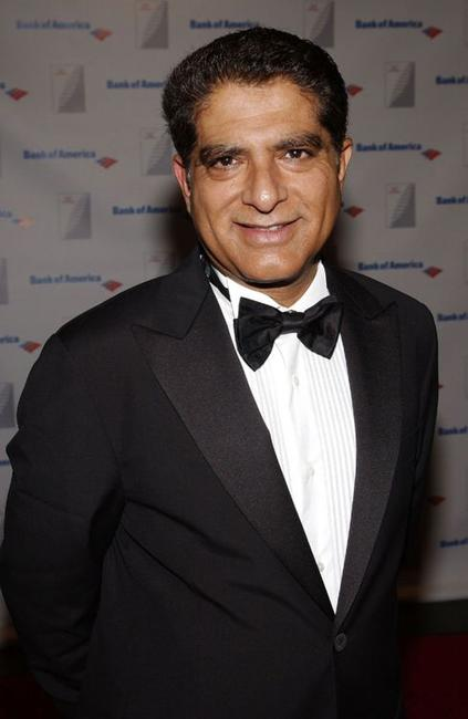 Deepak Chopra at the Quill Book Awards.