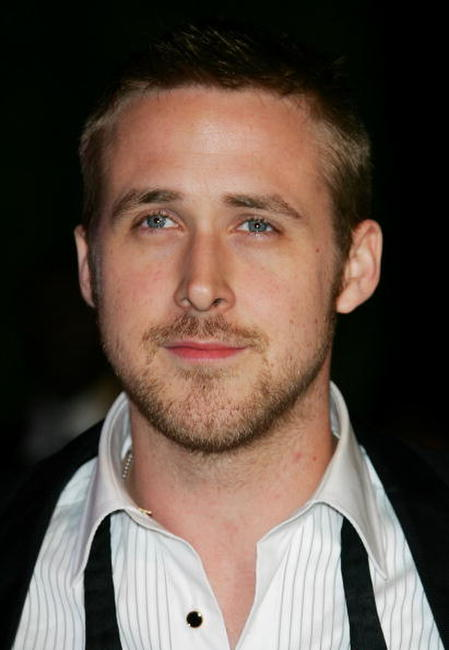 Ryan Gosling at the 2007 Vanity Fair Oscar Party in West Hollywood.