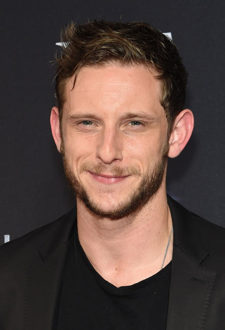 Jamie Bell at the New York premiere of