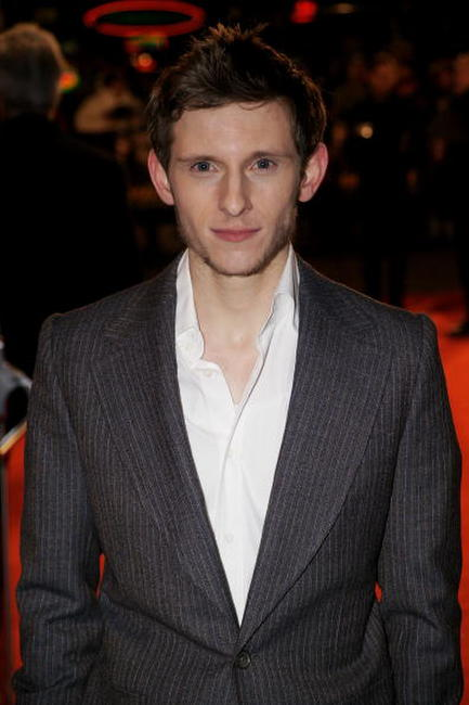 Jamie Bell at the European premiere of