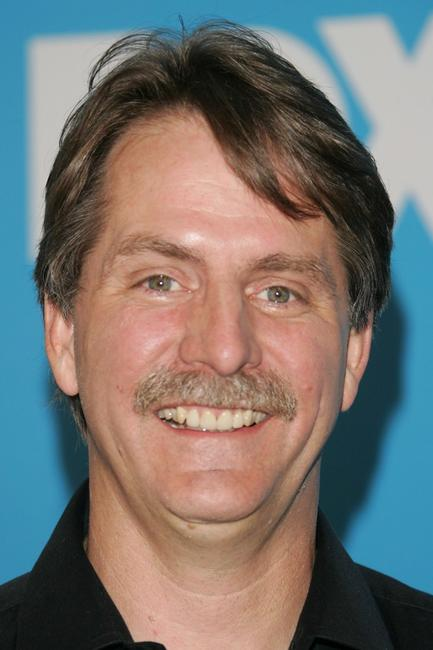 Jeff Foxworthy at the FOX 2007 Programming presentation.