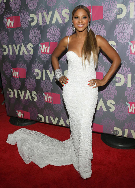 Toni Braxton at the 2009 VH1 Divas in New York.