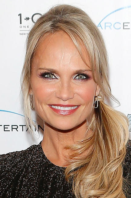 Kristin Chenoweth at a N.Y. screening of