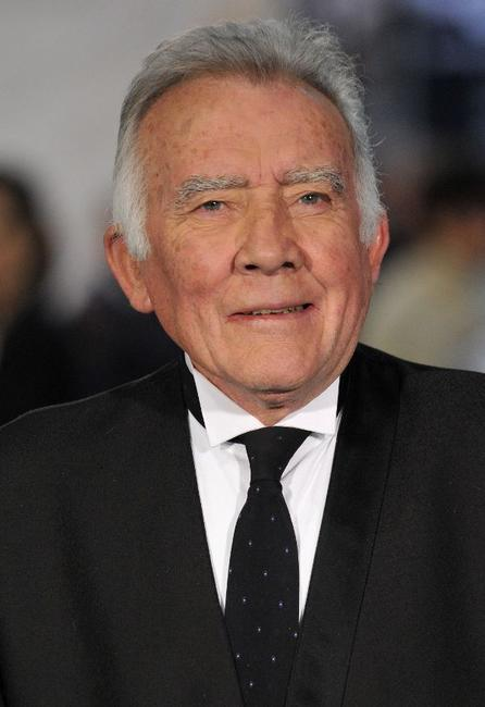 Fernando Guillen at the Goya Awards 2010.