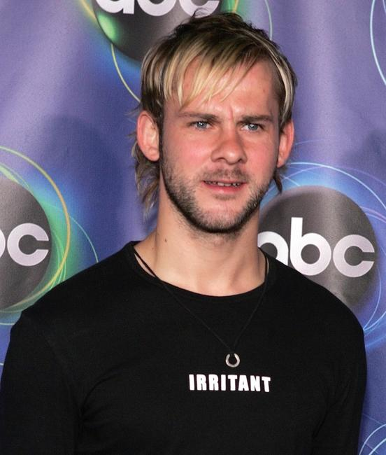 Dominic Monaghan at the ABC TCA party.