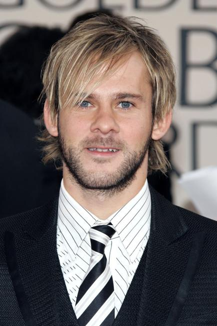 Dominic Monaghan at the 63rd Annual Golden Globe Awards.
