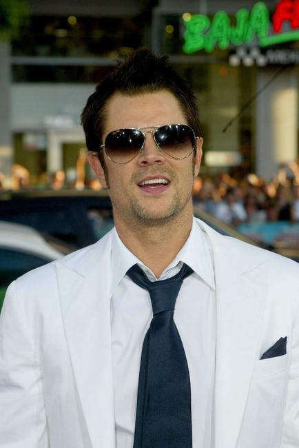 Johnny Knoxville at the premiere of