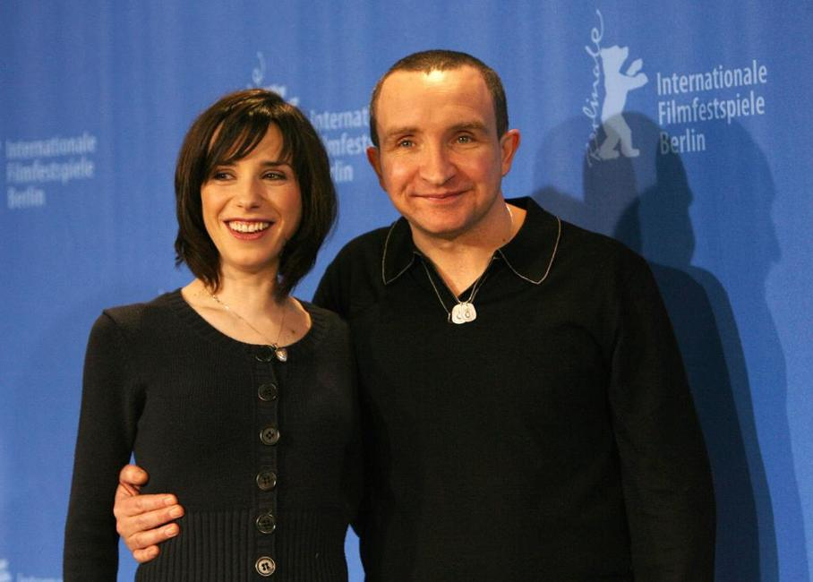 Sally Hawkins and Eddie Marsan at the photocall of