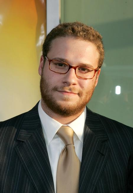Seth Rogen at the Hollywood premiere of
