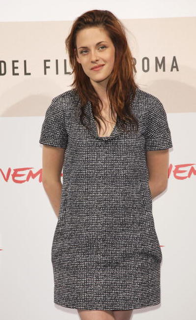 Kristen Stewart at the photocall of
