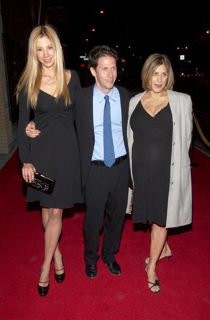Mira Sorvino, Tim Blake Nelson and Lisa Benavides at the premiere of