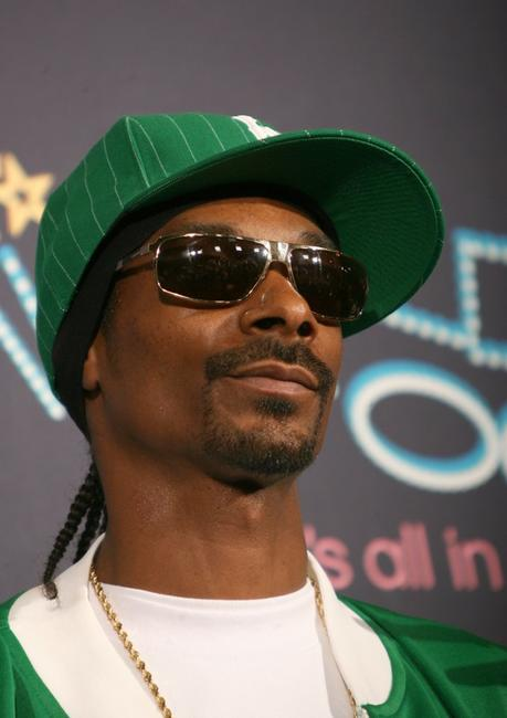 Snoop Dogg at the 2006 BET Awards.