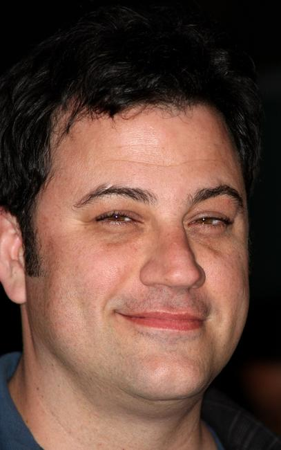 Jimmy Kimmel at the premiere of